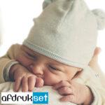 baby handafdruk maken