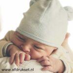 handafdruk baby maken