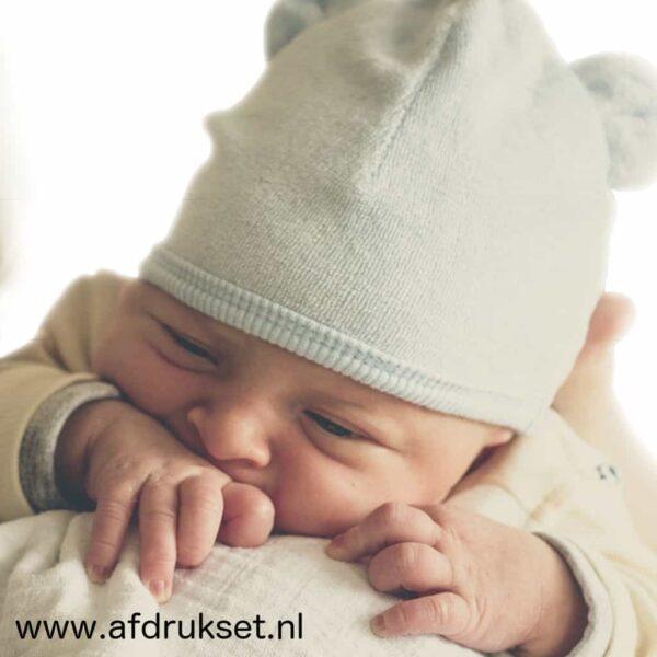 handafdruk baby